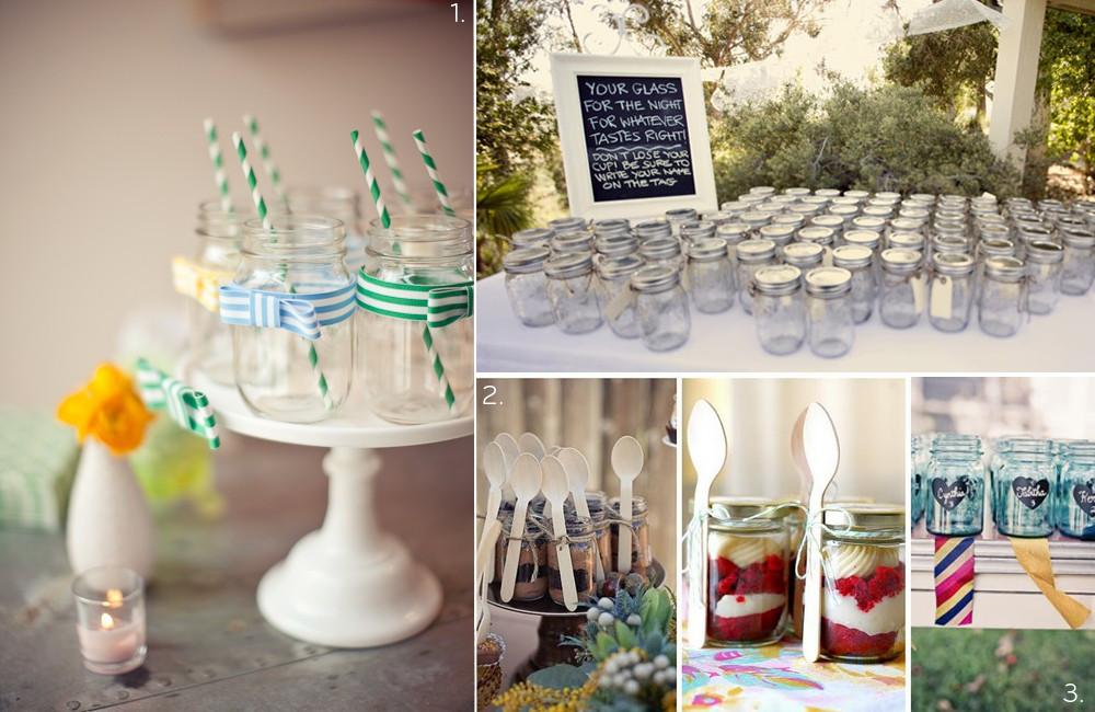 Best ideas about 101 DIY Mason Jar Wedding Ideas . Save or Pin DIY wedding projects for vintage brides mason jars 1 Now.