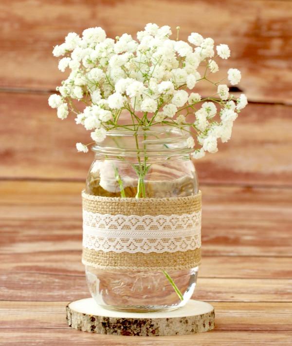 Best ideas about 101 DIY Mason Jar Wedding Ideas . Save or Pin 101 Wedding Freebies and Bud DIY Wedding Ideas The Now.