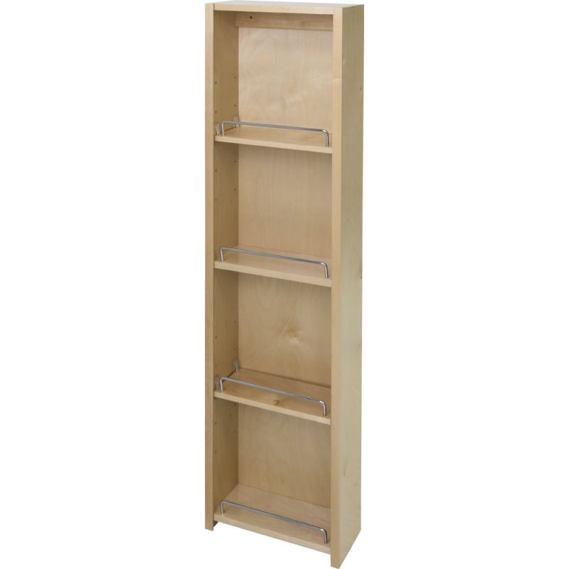 Best ideas about 12 Inch Wide Pantry Cabinet . Save or Pin Hardware Resources PDM45 Natural 12 Inch Wide 45 5 8 Inch Now.