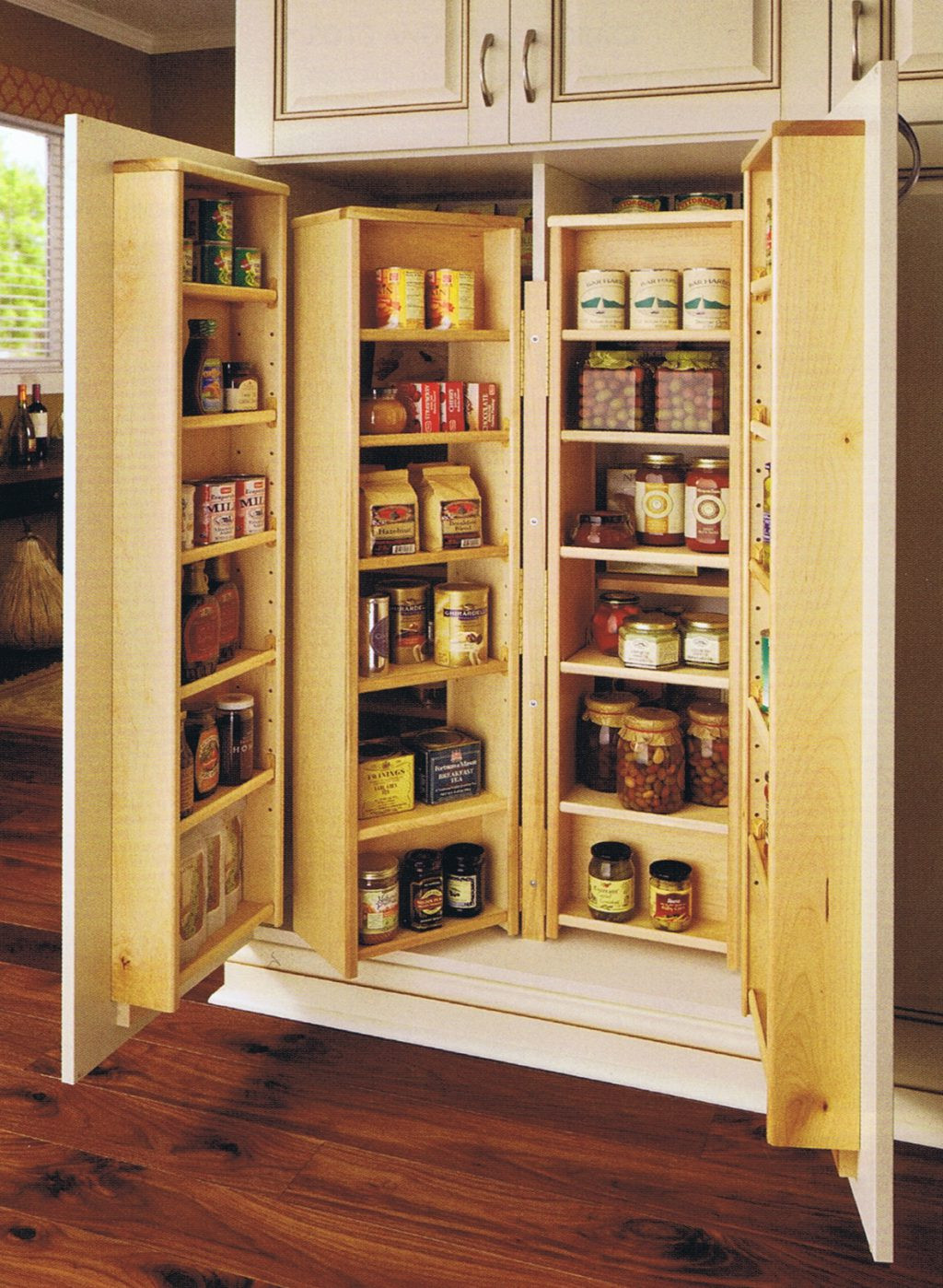 Best ideas about 12 Inch Wide Pantry Cabinet . Save or Pin Kitchen Pantry Cabinet Installation Guide TheyDesign Now.