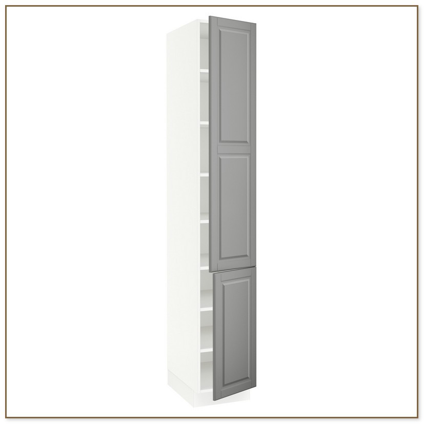 Best ideas about 12 Inch Wide Pantry Cabinet . Save or Pin 12 Deep Pantry Cabinet Now.