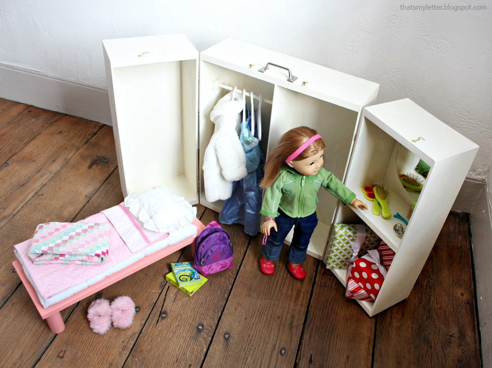 Best ideas about 18 Inch Doll Furniture DIY . Save or Pin Ana White Now.