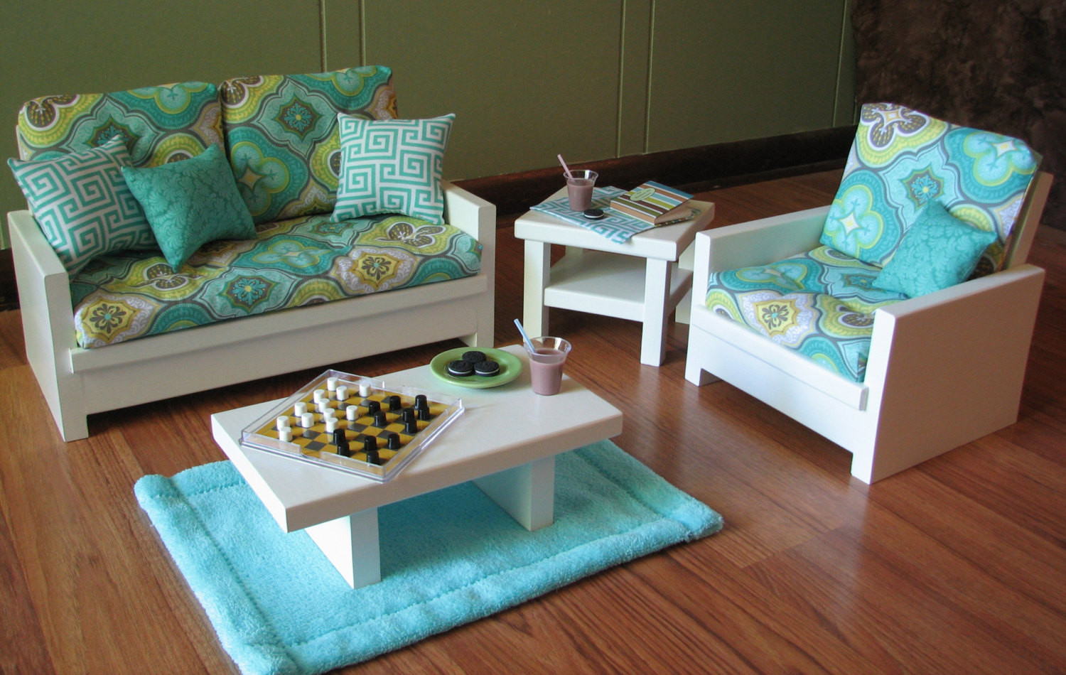 Best ideas about 18 Inch Doll Furniture DIY . Save or Pin Unavailable Listing on Etsy Now.