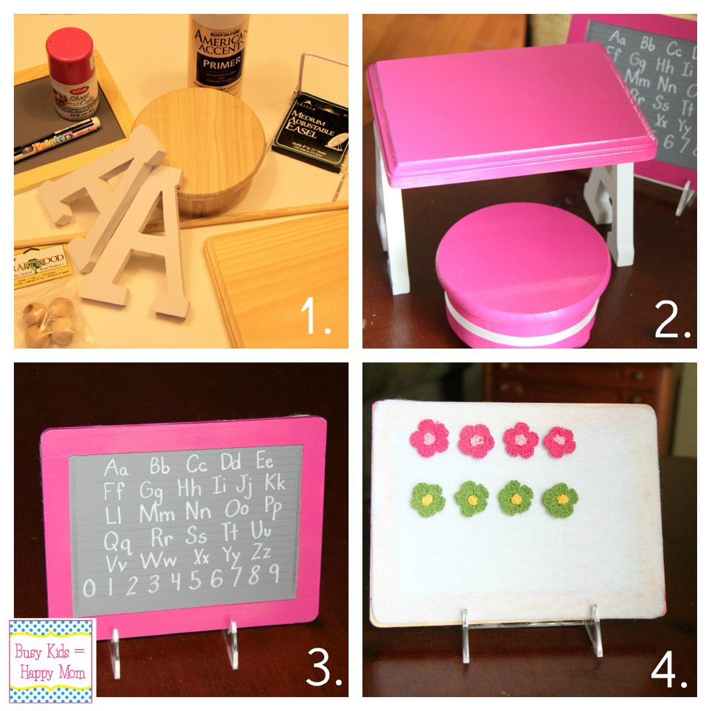 Best ideas about 18 Inch Doll Furniture DIY . Save or Pin How to make your own American Girl Doll Furniture Now.