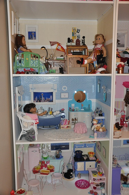 Best ideas about 18 Inch Doll Furniture DIY . Save or Pin 1203 best images about AG 18 inch doll house furniture Now.