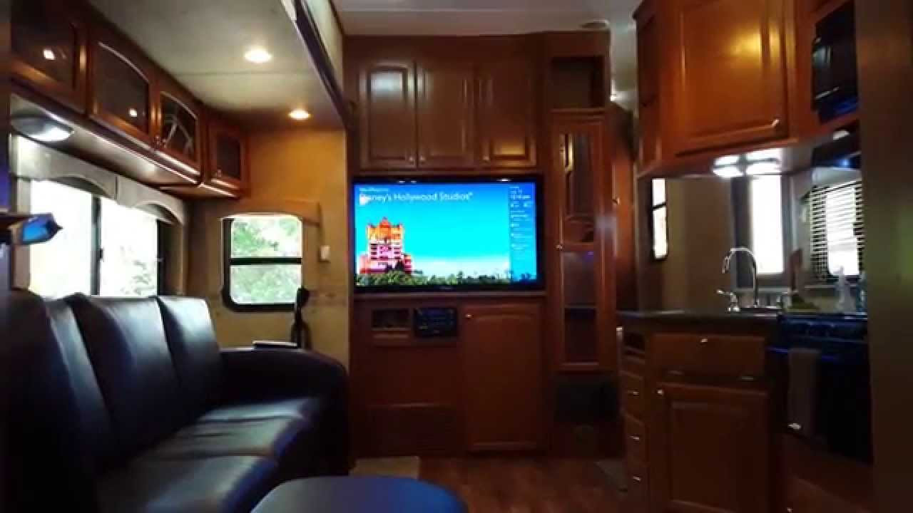 Best ideas about 2 Bedroom Rv . Save or Pin 38ft Heartland Elkridge Quad Slide 2 Bedrooms 2 Bathrooms Now.