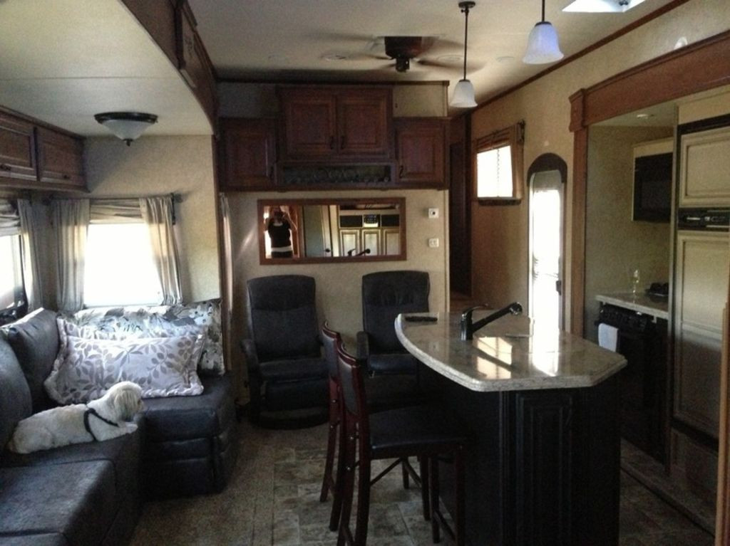 Best ideas about 2 Bedroom Rv . Save or Pin RV Gorgeous 2 Bedroom 1 5 Bath 5th Wheel PA VRBO Now.