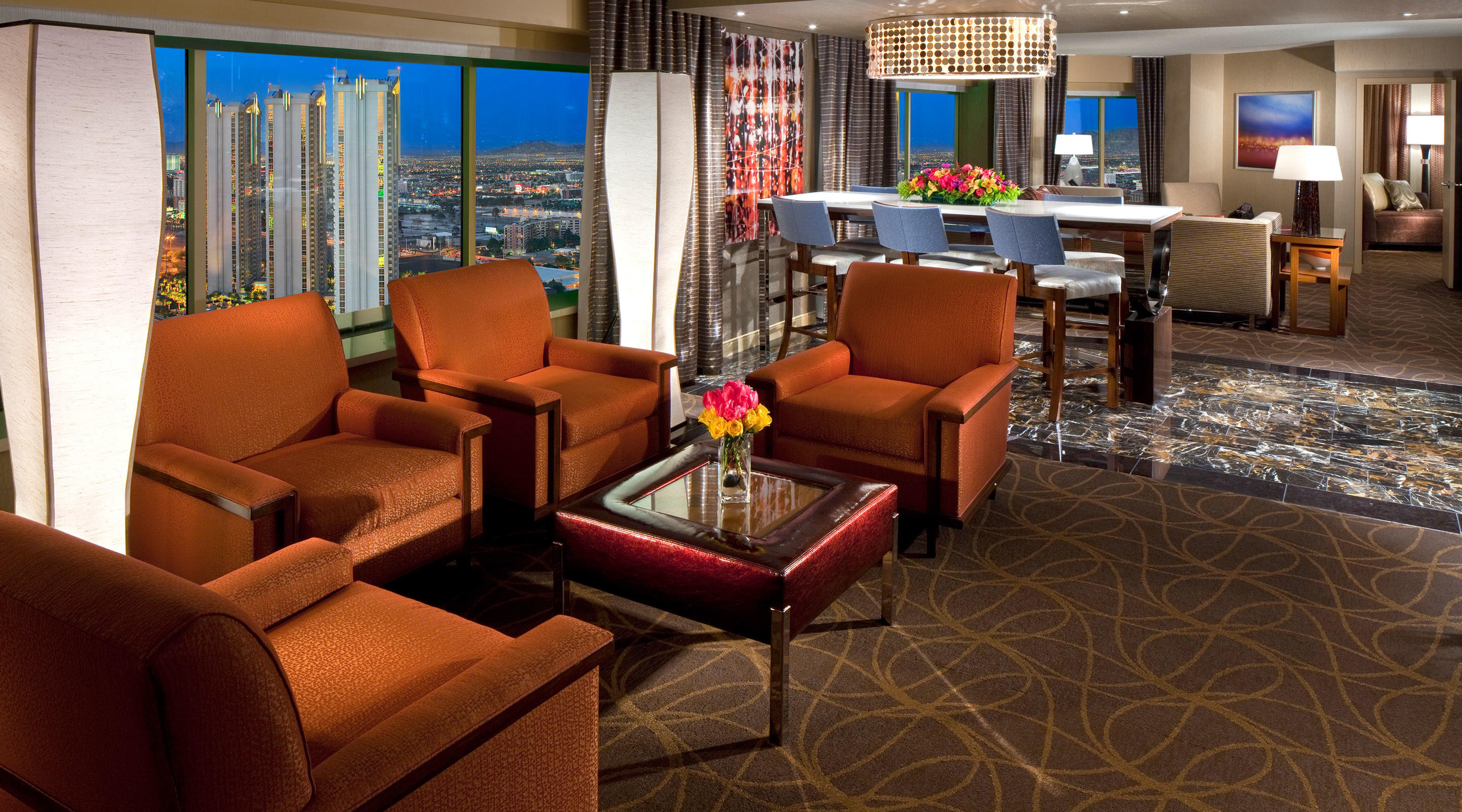 Best ideas about 2 Bedroom Suites Las Vegas . Save or Pin 2 Bedroom Marquee Suite MGM Grand Las Vegas Now.