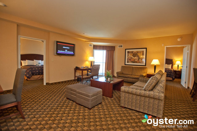 Best ideas about 2 Bedroom Suites Las Vegas . Save or Pin The Two Bedroom Suite at the Homewood Suites Henderson Now.
