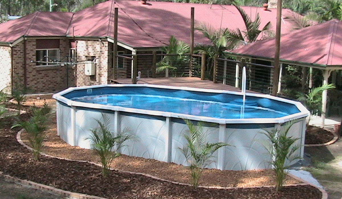 Best ideas about 24' Above Ground Pool . Save or Pin Ground Pools Melbourne Pools R Us Now.