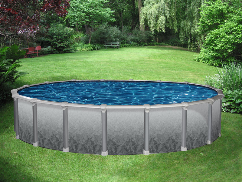 """Best ideas about 24' Above Ground Pool . Save or Pin 24 x 52"""" Ground Pool Package Limited Lifetime Now."""