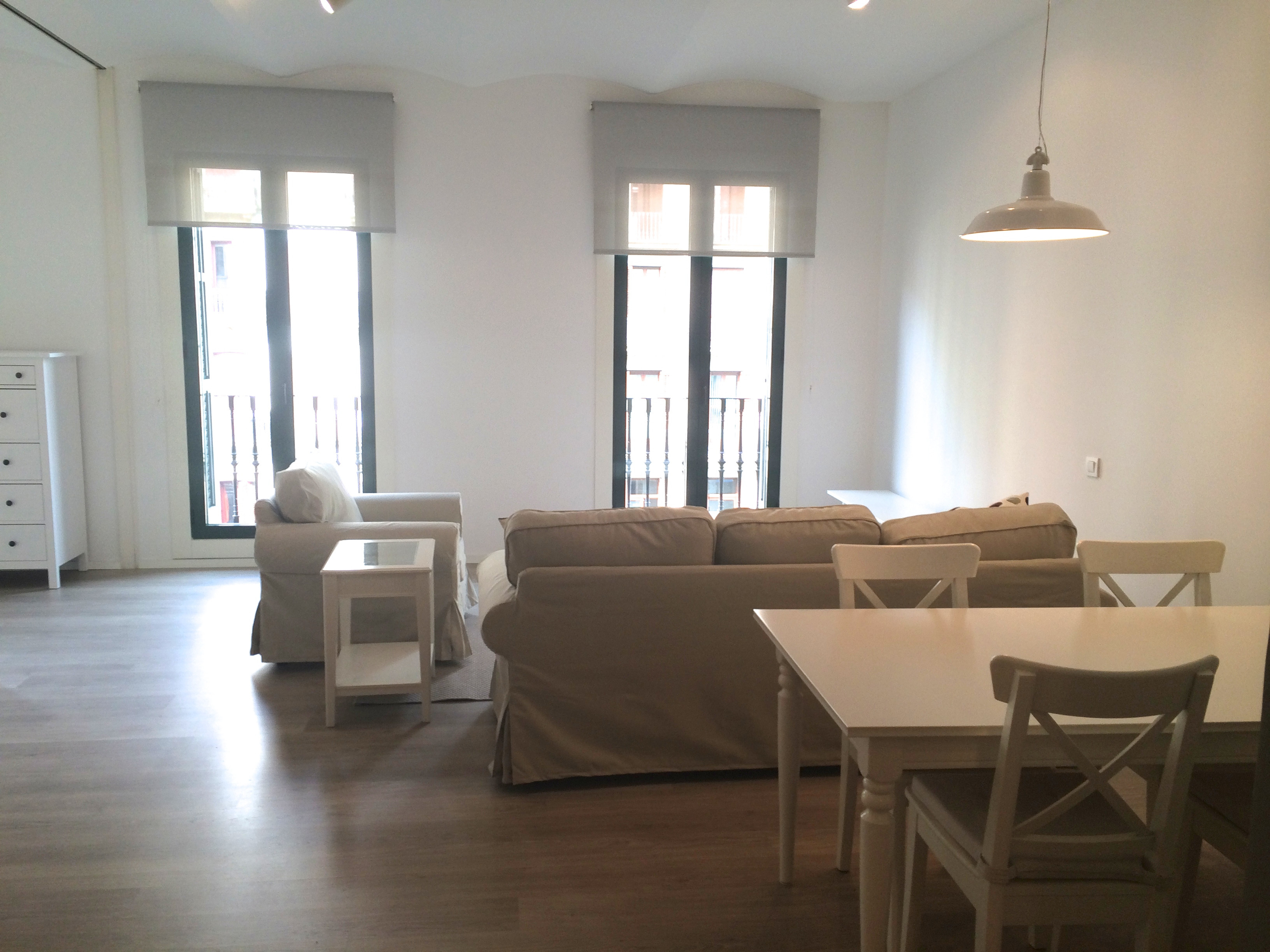 Best ideas about 3 Bedroom For Rent . Save or Pin Furnished 3 bedroom apartment for rent Placa Catalunya Now.