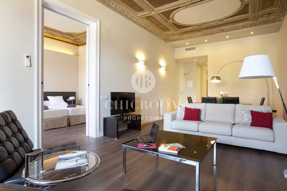Best ideas about 3 Bedroom For Rent . Save or Pin Furnished 3 bedroom apartment for rent in Barcelona harbour Now.