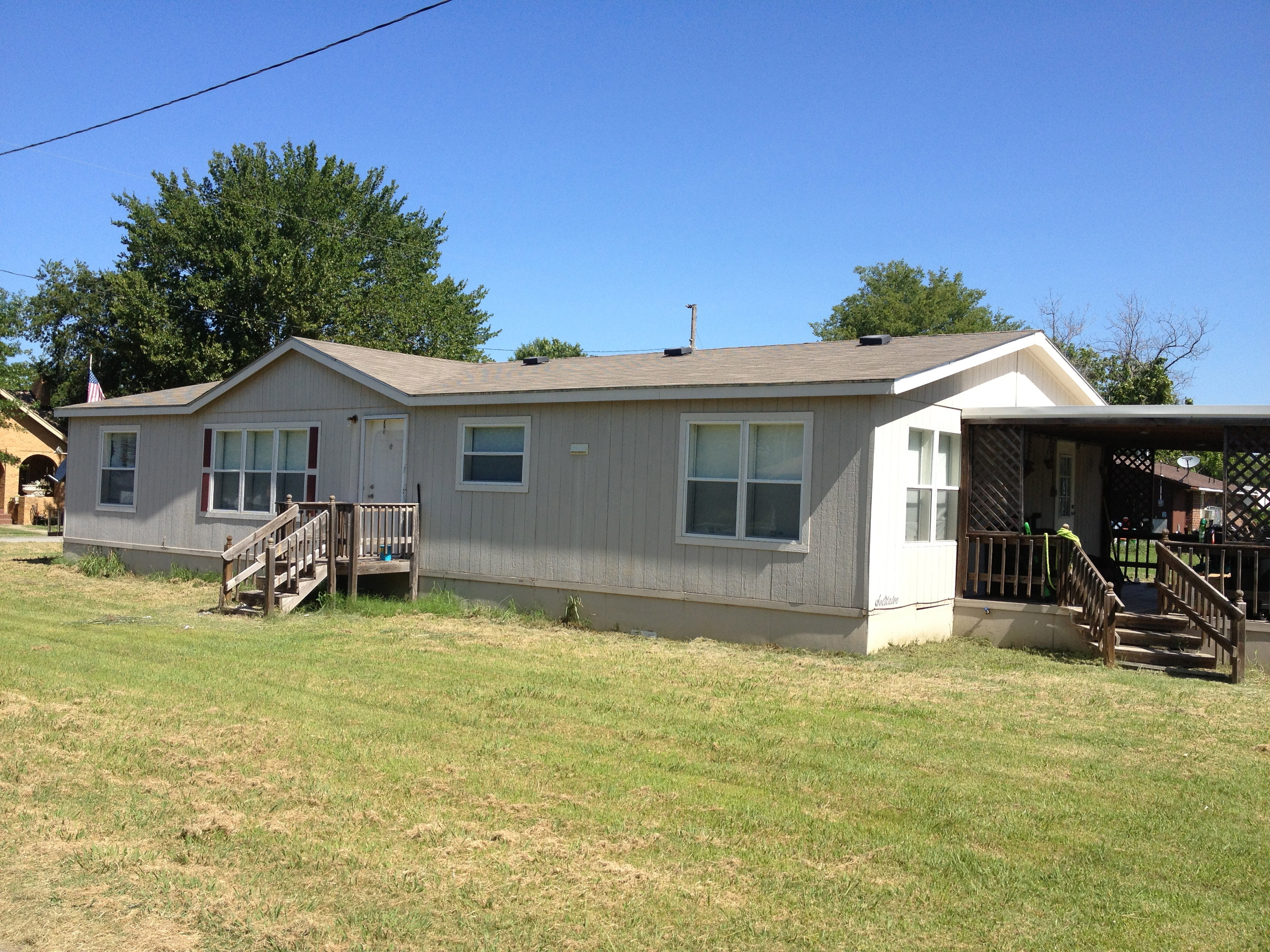 Best ideas about 3 Bedroom Homes For Rent . Save or Pin Mobile Home For Rent In Allen OK 580Rentals Now.