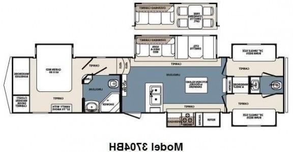 Best ideas about 3 Bedroom Rv . Save or Pin 3 Bedroom Rv Floor Plan Monster Floor Cleaner For Sale Now.