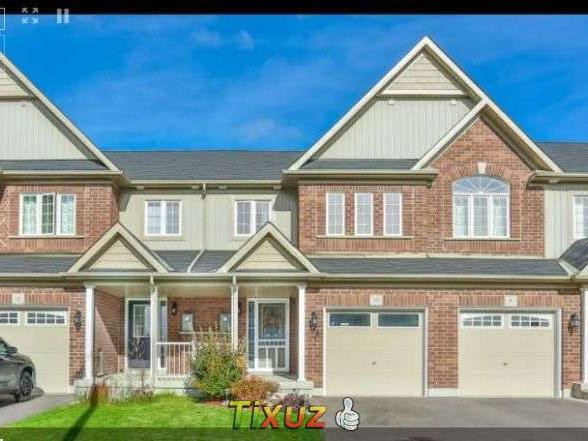 Best ideas about 3 Bedroom Townhomes . Save or Pin For Rent Townhouses 3 Bedrooms Bowmanville Now.