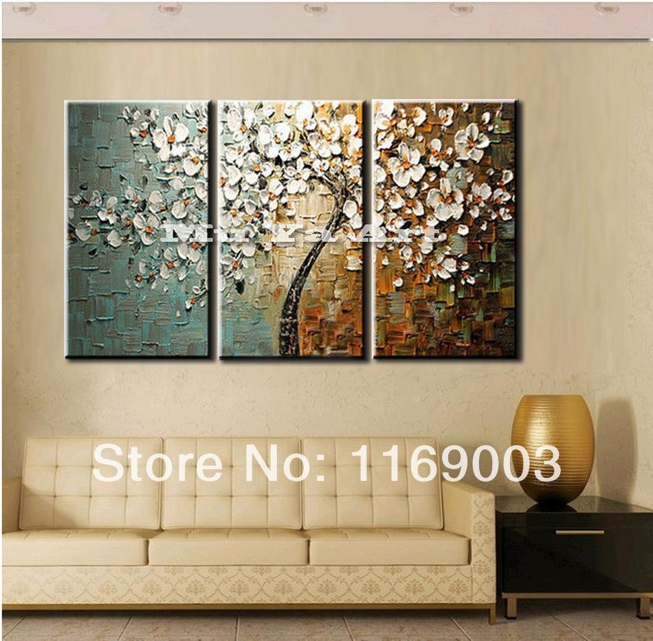 Best ideas about 3 Panel Wall Art . Save or Pin 20 Best Ideas 3 Set Canvas Wall Art Now.
