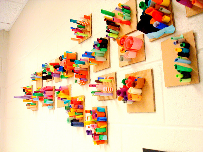 Best ideas about 3D Art Projects For Kids . Save or Pin art actually paper sculptures Now.