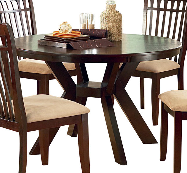 Best ideas about 48 Inch Round Dining Table . Save or Pin Steve Silver Lexington 48 Inch Round Dining Table Now.
