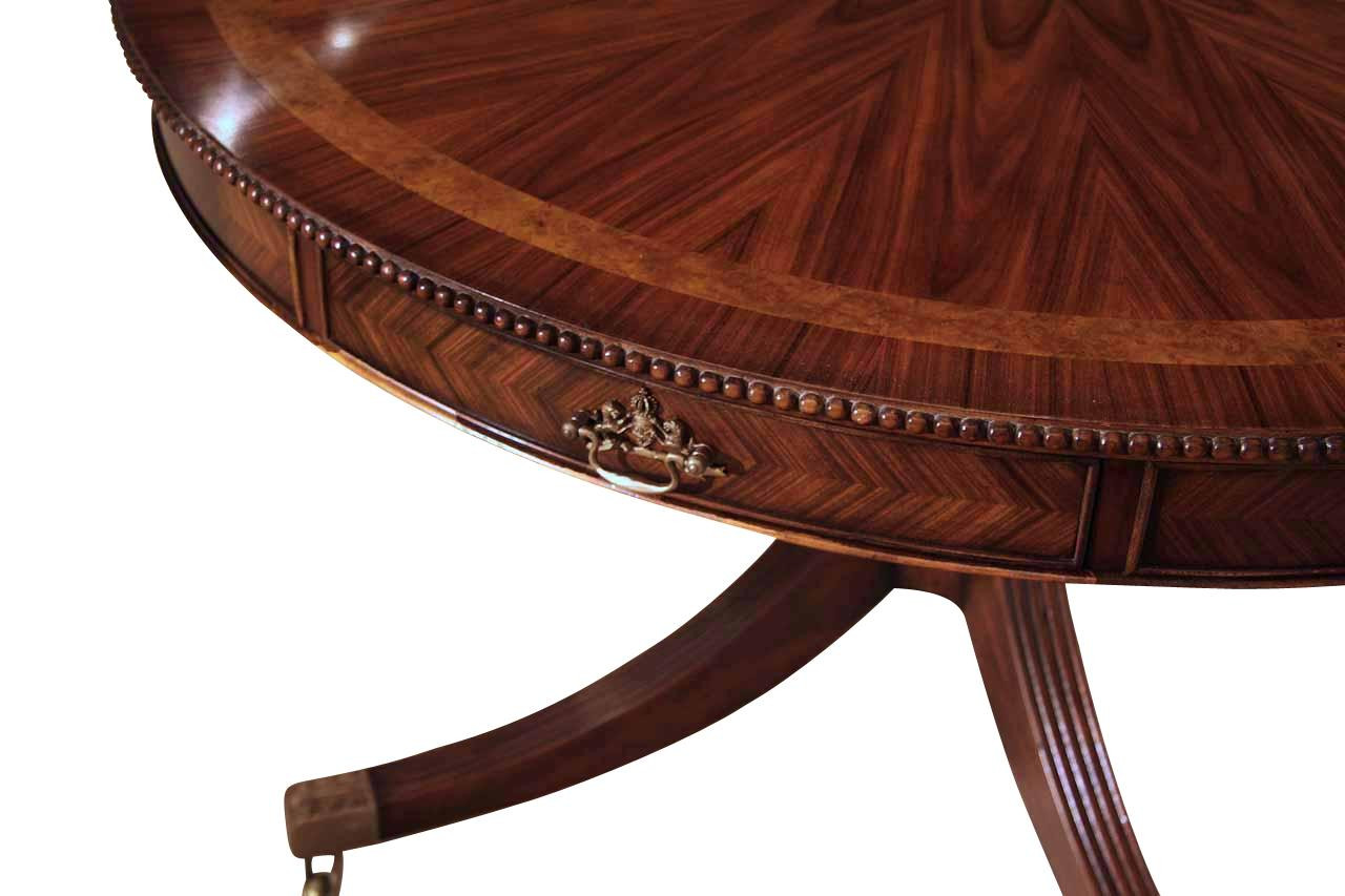 Best ideas about 48 Inch Round Dining Table . Save or Pin 48 inch Round Formal Duncan Phyfe Rosewood Dining Table Now.