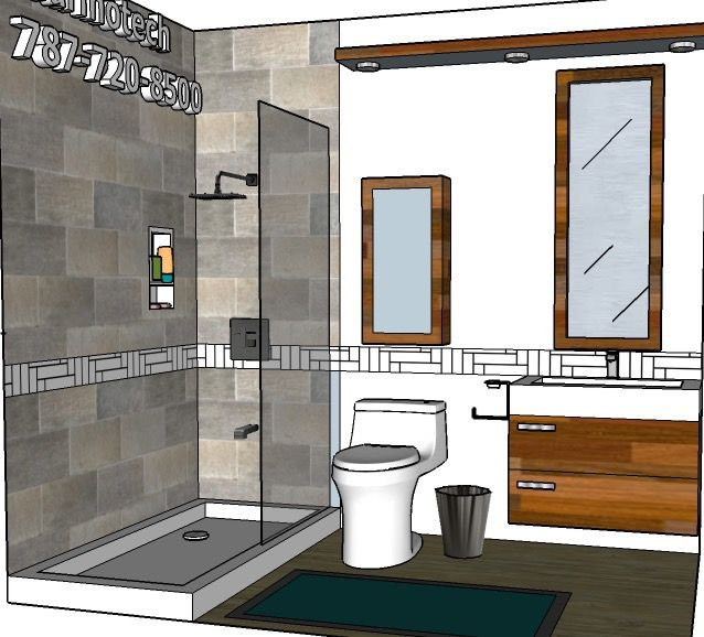 Best ideas about 5X8 Bathroom Layout . Save or Pin 17 Best images about BATHROOM 5x8 on Pinterest Now.