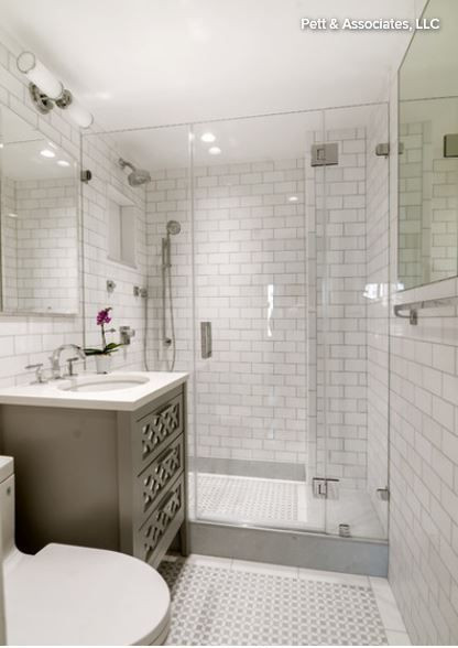 Best ideas about 5X8 Bathroom Layout . Save or Pin This 5x8 bathroom remodel cost only US$12 000 Plumbing Now.