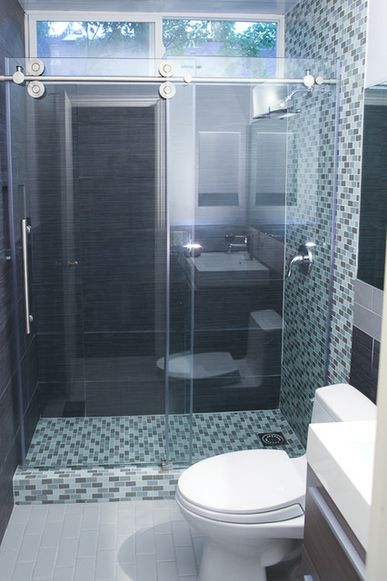 Best ideas about 5X8 Bathroom Layout . Save or Pin Small Bathroom Layout Remodel Modern Bathroom san Now.