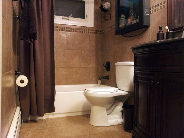 Best ideas about 5X8 Bathroom Layout . Save or Pin 5X8 Bathroom Makeover Home ideas Now.