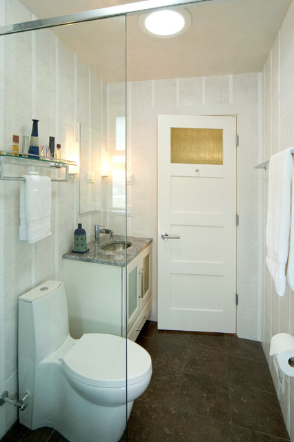 Best ideas about 5X8 Bathroom Layout . Save or Pin Modern 5x8 Bathroom Traditional Bathroom milwaukee Now.