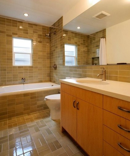 Best ideas about 5X8 Bathroom Layout . Save or Pin Bathroom 5x8 Now.