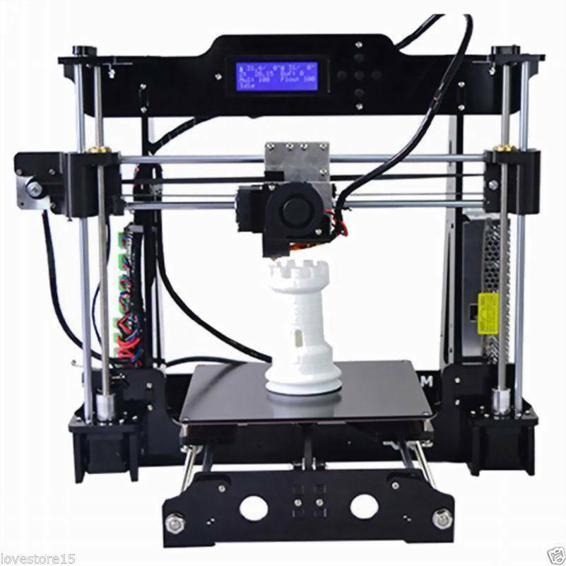 Best ideas about A8 Desktop 3D Printer Prusa I3 DIY Kit . Save or Pin 2017 NEW Anet A8 I3 3D Printer DIY KIT 220 220 240mm LCD Now.