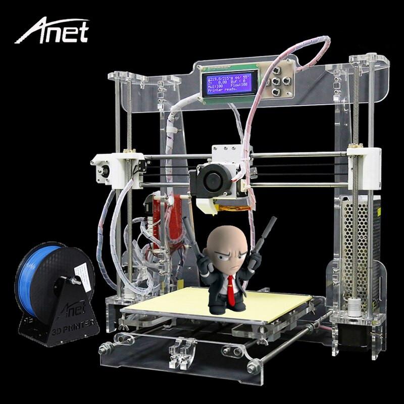Best ideas about A8 Desktop 3D Printer Prusa I3 DIY Kit . Save or Pin 2017Anet A8 3D Printer Desktop High Precision Reprap Prusa Now.