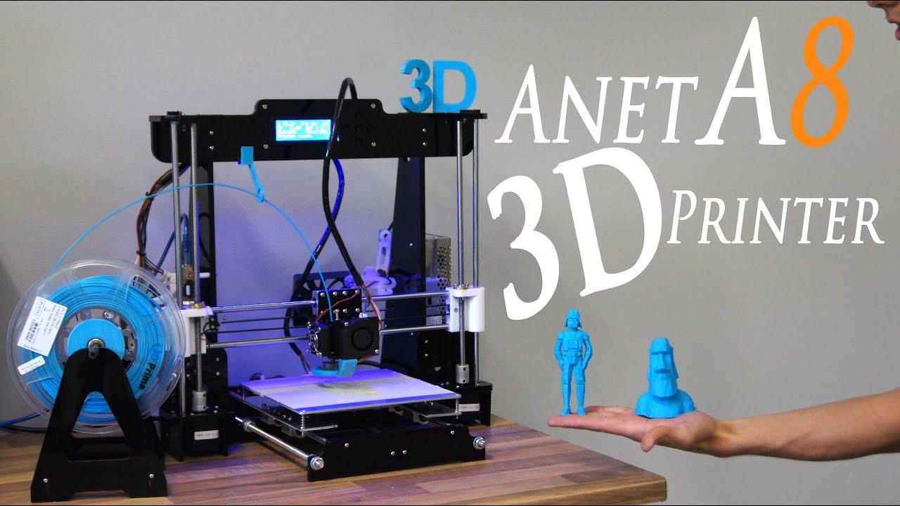 Best ideas about A8 Desktop 3D Printer Prusa I3 DIY Kit . Save or Pin Best Cheap DIY 3D Printer Kit Anet A8 RCLife Now.