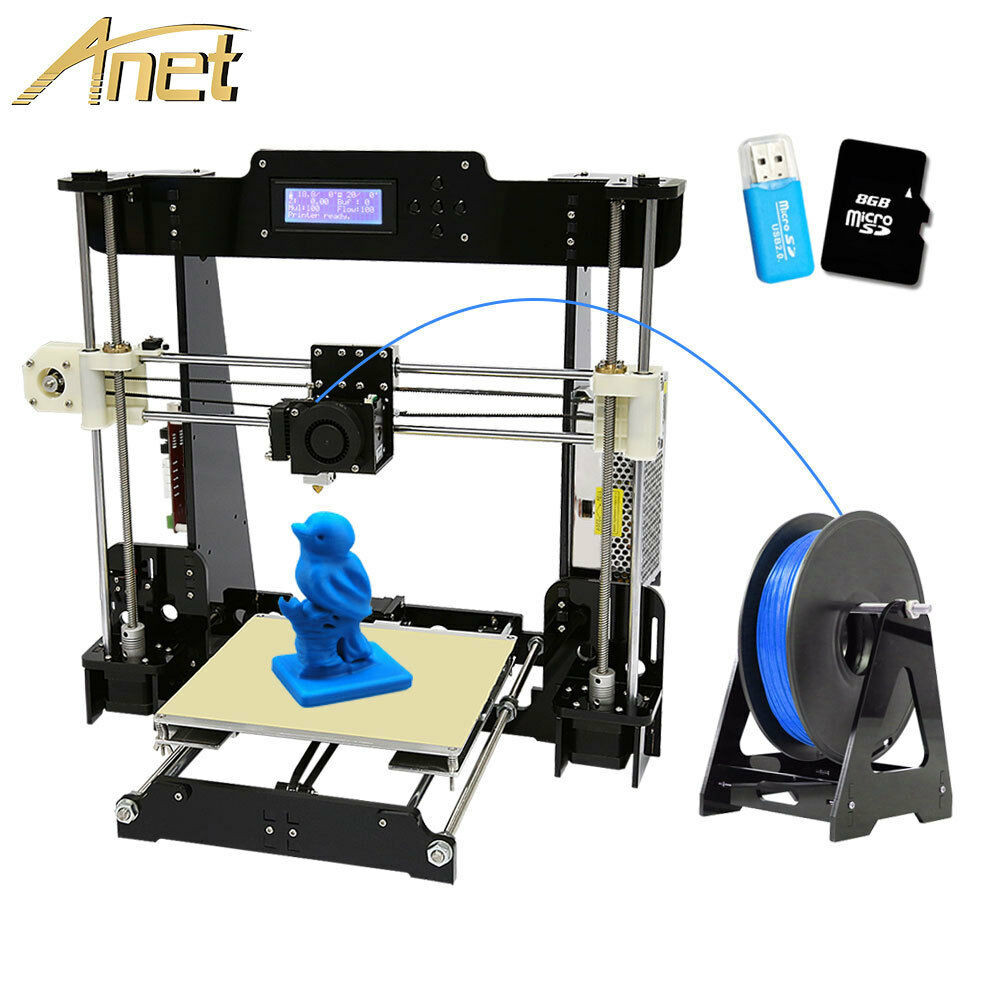 Best ideas about A8 Desktop 3D Printer Prusa I3 DIY Kit . Save or Pin Anet A8 Upgraded Quality High Precision Reprap Prusa i3 Now.
