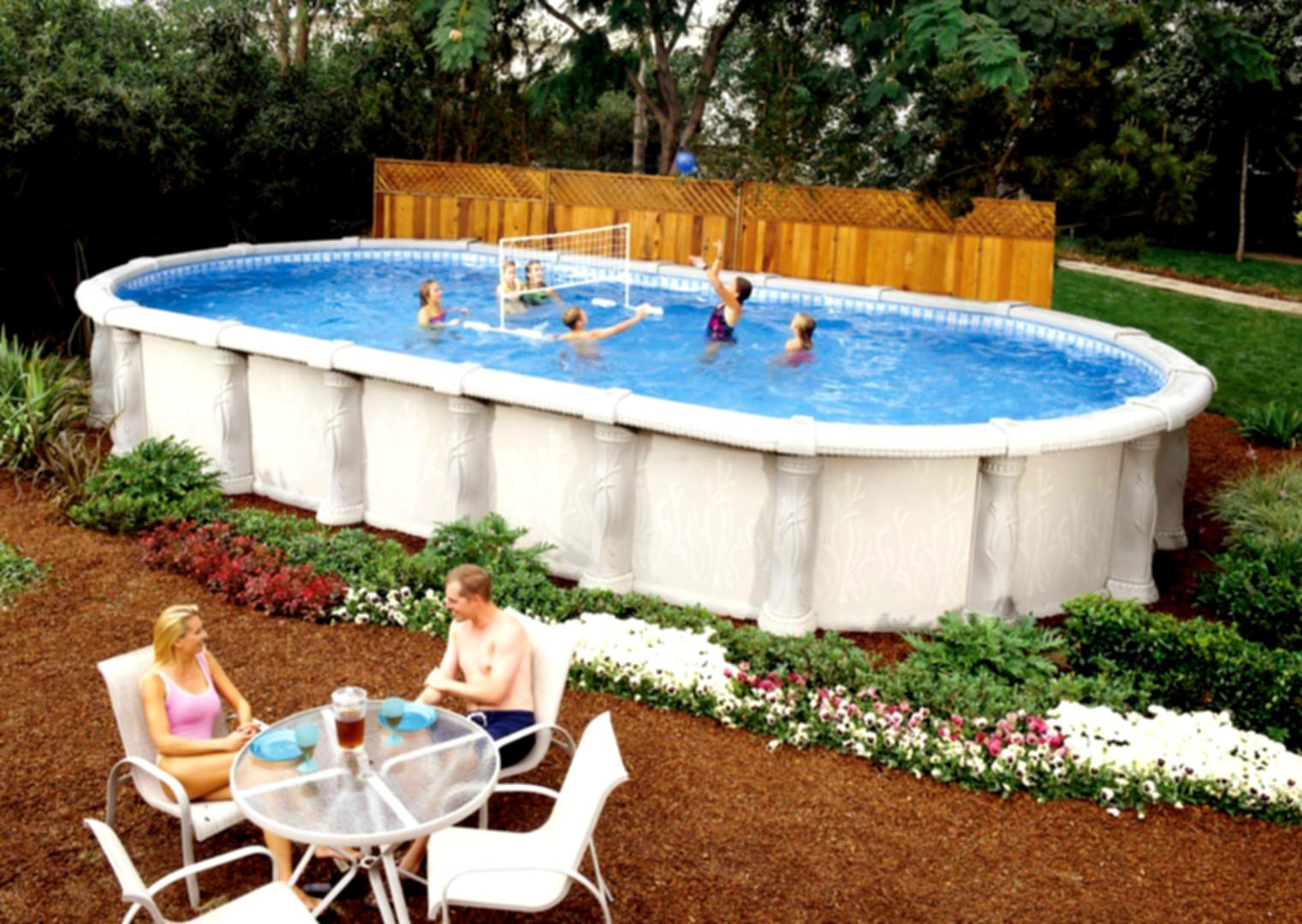 Best ideas about Above Ground Pool Installers . Save or Pin above ground swimming pool installation panies Now.