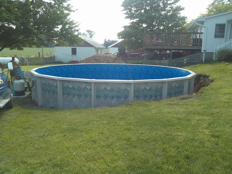 Best ideas about Above Ground Pool Installers . Save or Pin Ground Pool Installers Ohio loadcircles Now.