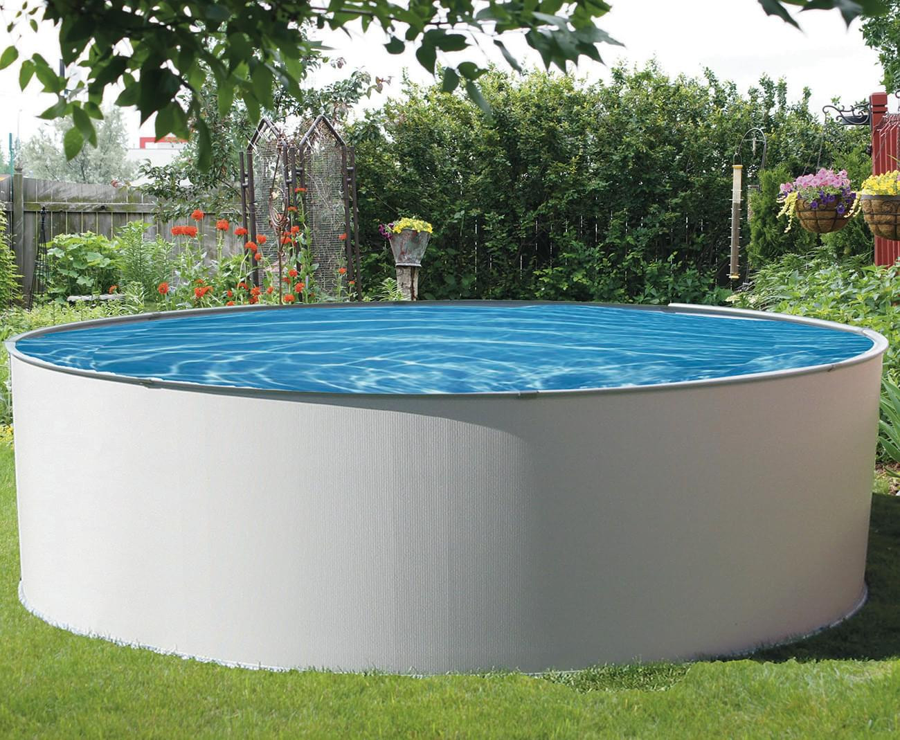 Best ideas about Above Ground Pool Supplies . Save or Pin Simplicity 12 Round Ground Pool Pool Supplies Canada Now.