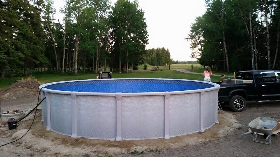 Best ideas about Above Ground Pool Supplies . Save or Pin Ground Pools Now.