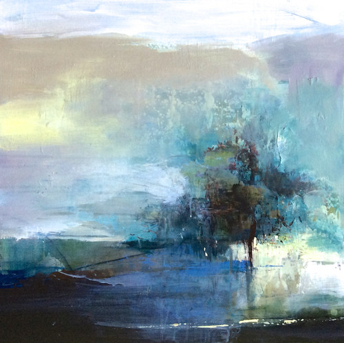 Best ideas about Abstract Landscape Paintings . Save or Pin Joan Fullerton Paintings Contemporary Abstract Landscape Now.