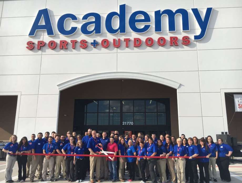 Best ideas about Academy Sports And Outdoor . Save or Pin Academy opens new store in New Caney Houston Chronicle Now.