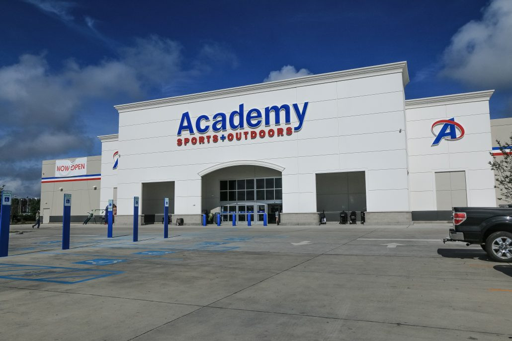 Best ideas about Academy Sports And Outdoor . Save or Pin Academy Sports Outdoors LA Retail Construction by Now.