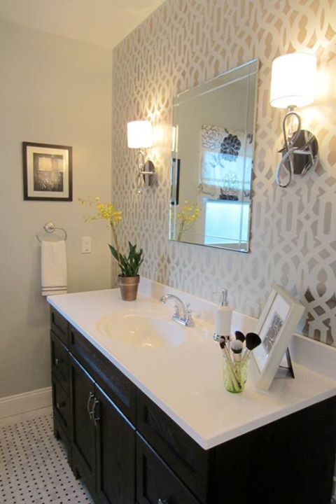 Best ideas about Accent Wall Bathroom . Save or Pin 25 best Bathroom Accent Wall trending ideas on Pinterest Now.