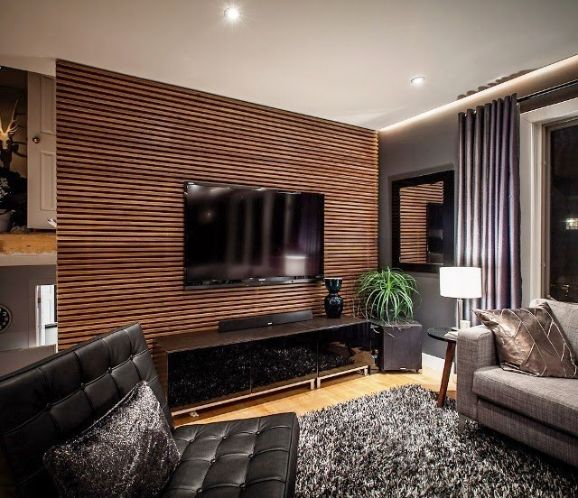 Best ideas about Accent Wall Colors Living Room . Save or Pin Paint Color Ideas for Living Room Accent Wall Now.