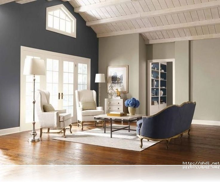 Best ideas about Accent Wall Colors Living Room . Save or Pin 17 Best images about gray decor on Pinterest Now.