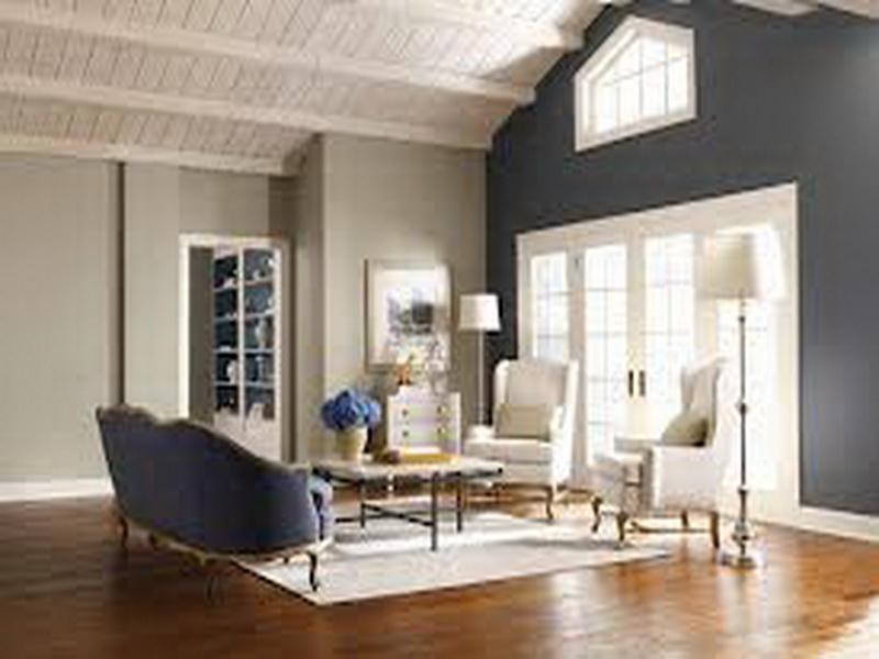 Best ideas about Accent Wall Colors Living Room . Save or Pin Pin by Lila Millsap on Paint Me Content Now.