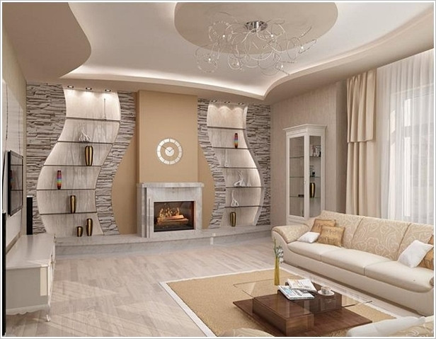 Best ideas about Accent Wall Ideas For Living Room . Save or Pin 5 Spectacular Accent Wall Ideas for Your Living Room A Now.