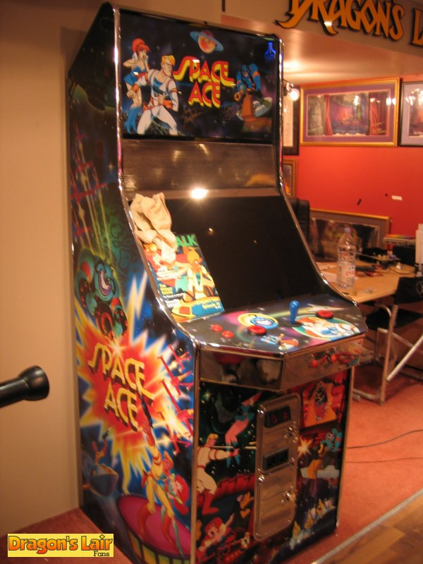 Best ideas about Ace Game Room . Save or Pin Dragon s Lair Fans Collectors Now.