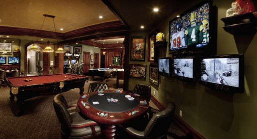 Best ideas about Ace Game Room . Save or Pin Game room man cave This room has 16 different xboxs Now.