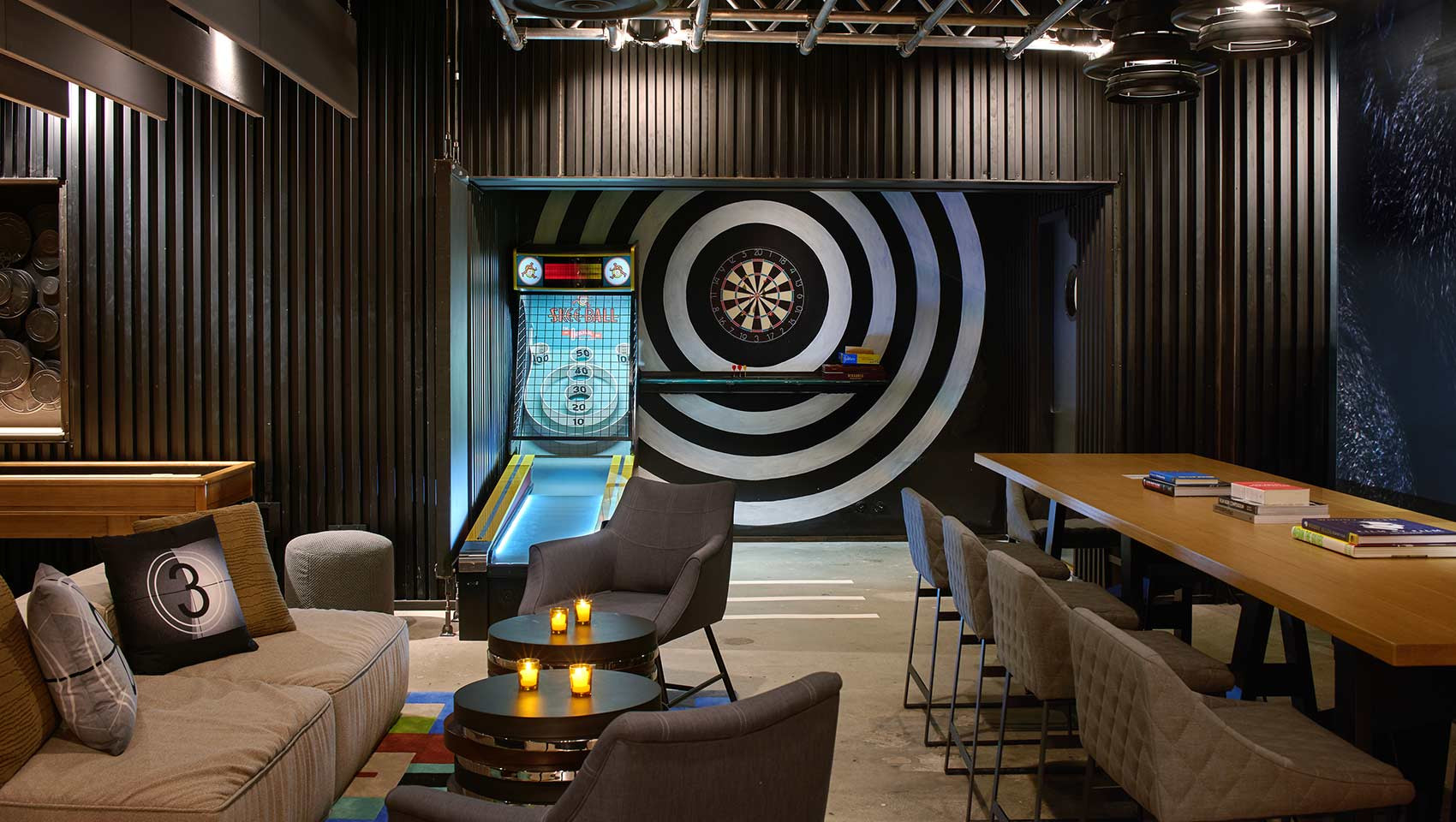 Best ideas about Ace Game Room . Save or Pin Boutique Hotels Beverly Hills California Now.