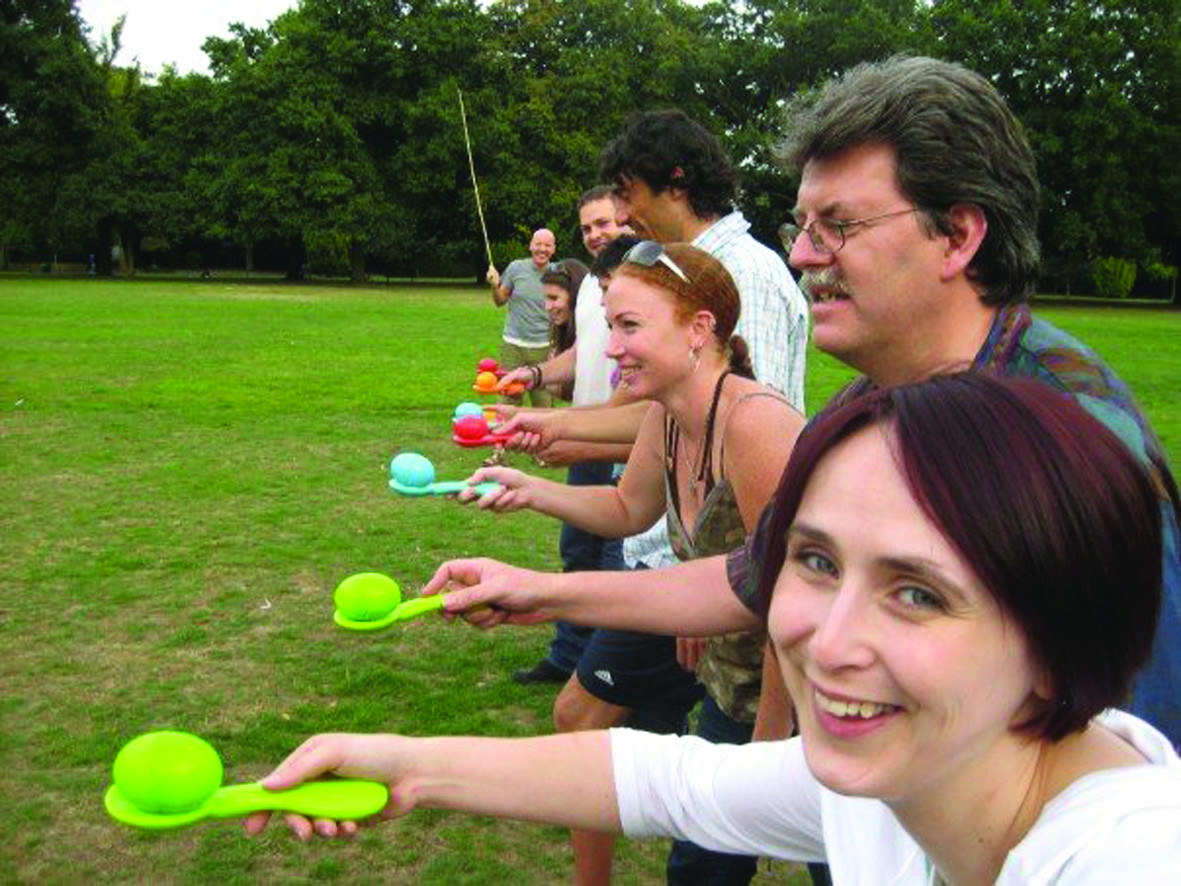 Best ideas about Adult Fun Activities . Save or Pin Team building The Lensbury Now.